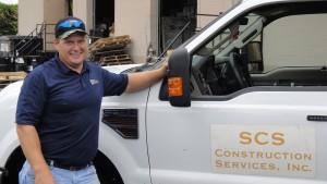 SCS Construction Services Cincinnati Darin Richter